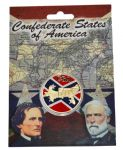New Confederate States Of America  Collectors Coin